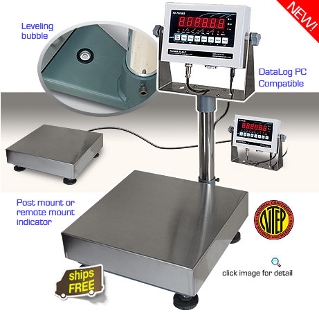 TBS-1212 Bench Platform Scale