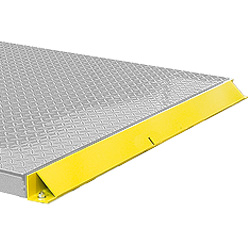 Floor Scale Side Guard