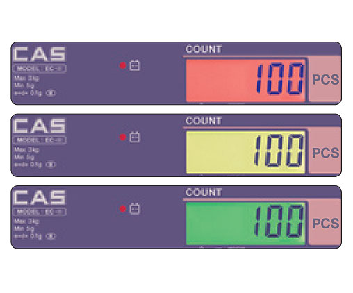 TCS3T Counting Scale
