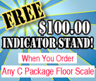 Indicator Stand Special Offer