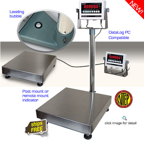 TBS-1616 Bench Platform Scale