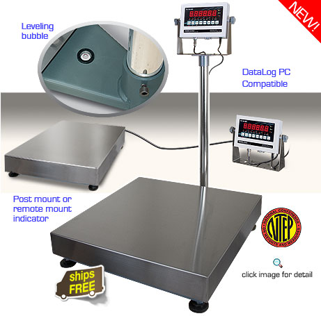 TBS-2424 Bench Platform Scale