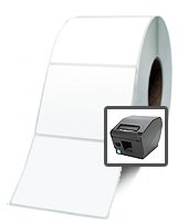 TSP700ii Printer Thermal Lable Roll 4